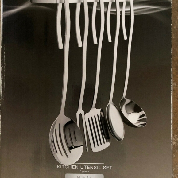 BergHOFF Other - Berghoff Neo 6-pc kitchen cooking utensil set new